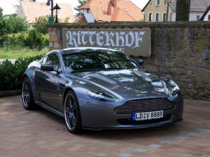 Aston Martin V8 Vantage by Cargraphic 2009 года