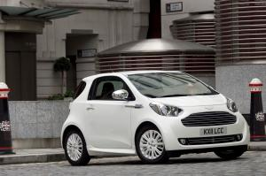 2011 Aston Martin Cygnet White Edition