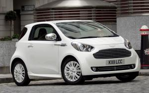 Aston Martin Cygnet White Edition 2011 года (UK)