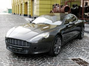 2011 Aston Martin Rapide by Status Design
