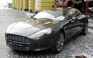 Aston Martin Rapide by Status Design 2011 года