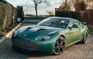 Aston Martin V12 Zagato Pre-production 2011 года