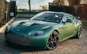 Aston Martin V12 Zagato Pre-production