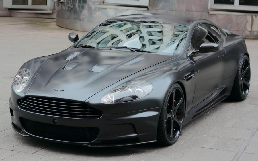 2012 Aston Martin DBS Casino Royale by Anderson Germany
