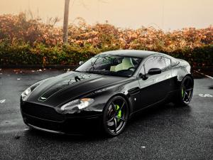 Aston Martin V8 Vantage Project Kro by SR Auto Group 2012 года
