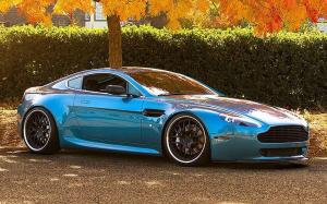 Aston Martin V8 Vantage by D2 Forged 2012 года