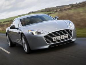 Aston Martin Rapide S by Ares Performance 2015 года