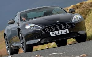 Aston Martin DB9 Carbon Black 2014 года (UK)