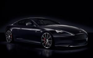 Aston Martin DB9 Carbon Black 2014 года