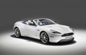2014 Aston Martin DB9 Volante Morning Frost by Q