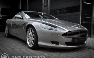 Aston Martin DB9 by Carlex Design 2014 года