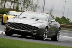 Aston Martin Virage Shooting Brake 2014 года