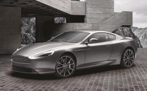 Aston Martin DB9 GT James Bond Limited Edition 2015 года