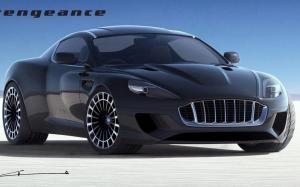 Aston Martin DB9 Vengeance Concept by Project Kahn 2015 года