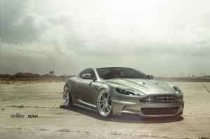Aston Martin DBS by Secret Entourage on ADV.1 Wheels (ADV5.2TSCS) 2015 года
