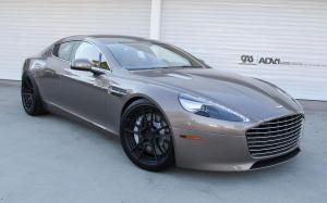 Aston Martin Rapide by Galphin Auto Sports on ADV.1 Wheels (ADV5.2 MV2 CS) 2015 года