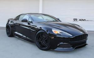 Aston Martin V12 Vanquish by Galphin Auto Sports on ADV.1 Wheels (ADV05 MV2 CS) 2015 года