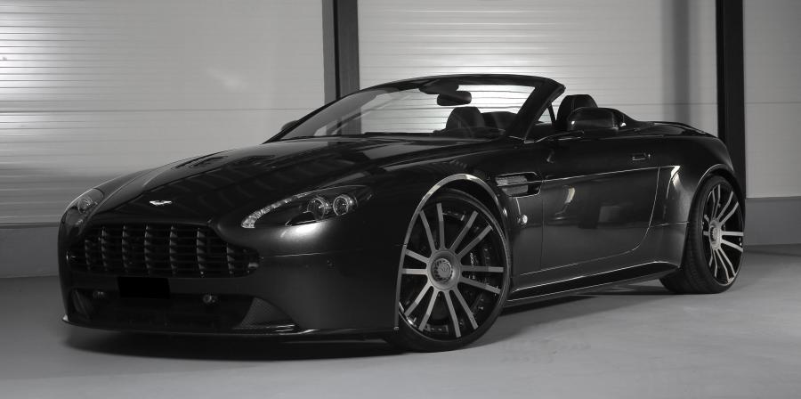 Aston Martin V12 Vantage S Roadster by Wheelsandmore