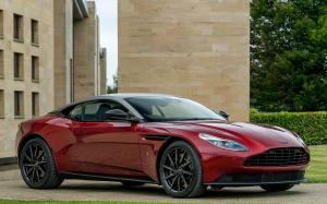Aston Martin DB11 Henley Royal Regatta by Q 2017 года