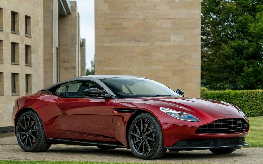 2017 Aston Martin DB11 Henley Royal Regatta by Q
