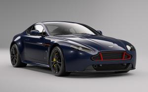 Aston Martin V8 Vantage S Red Bull Racing 2017 года