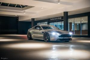 2017 Aston Martin V8 Vantage on Brixton Wheels (Forged R10+)