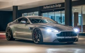Aston Martin V8 Vantage on Brixton Wheels (Forged R10+) 2017 года