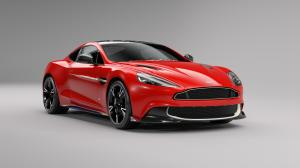 2017 Aston Martin Vanquish S Red Arrows Edition by Q