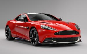 Aston Martin Vanquish S Red Arrows Edition by Q 2017 года
