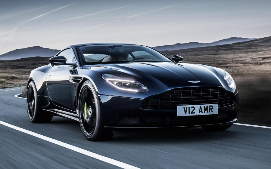 2018 Aston Martin DB11 AMR (WW)