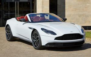 Aston Martin DB11 V8 Volante Henley Royal Regatta by Q 2018 года