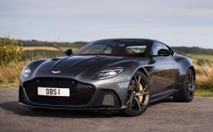 Aston Martin DBS Superleggera 2018 года (UK)