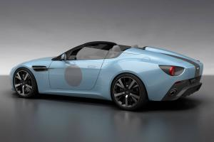 2019 Aston Martin V12 Zagato Speedster Heritage Twins by R-Reforged