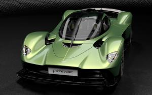 Aston Martin Valkyrie AMR Track Performance Pack Slipstream Green by Q 2019 года