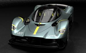 Aston Martin Valkyrie AMR Track Performance Pack by Q 2019 года