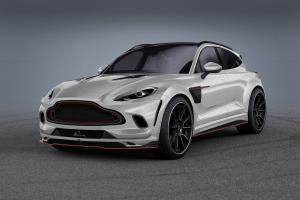 2020 Aston Martin DBX CLR AM by Lumma Design