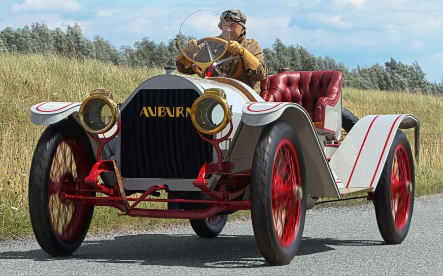 Auburn Model 30L Roadster '1912