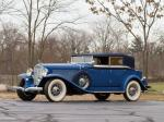 Auburn 12-160A Custom Dual Ratio Phaeton Sedan 1932 года