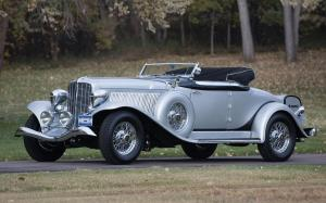 Auburn V12 1250 Salon Dual Ratio Convertible 1934 года