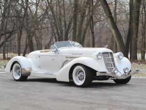 2003 Auburn 852 Speedster Replica by Speedster Motorcars
