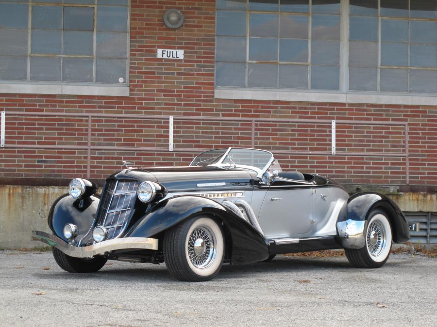 Auburn 852 Speedster Replica by Speedster Motorcars '2006