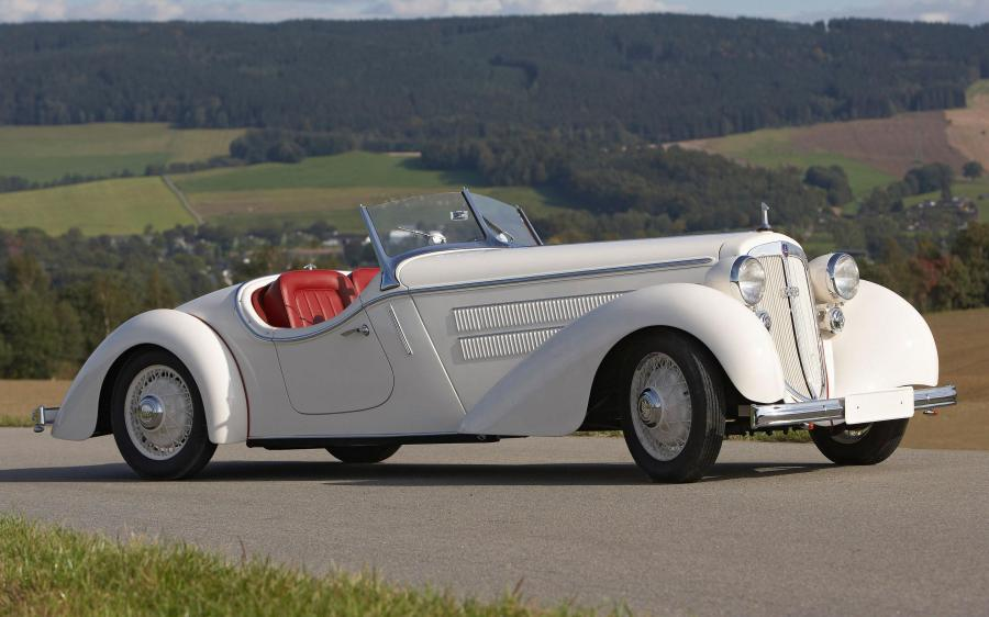 Audi Front 225 Roadster '1935
