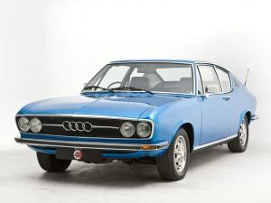 1970 Audi 100 Coupe S