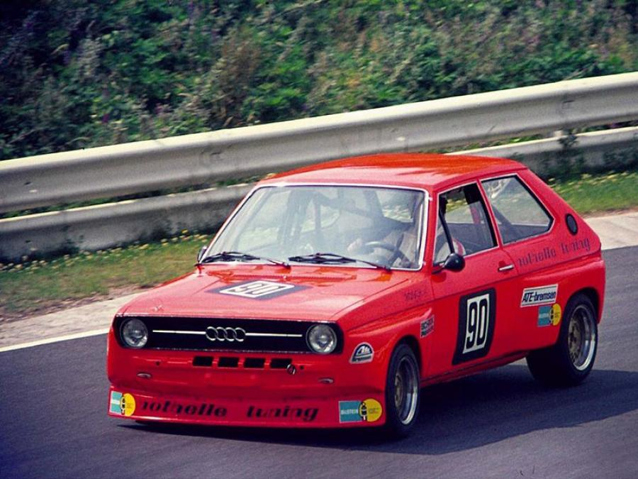 Audi 50 Group 2 by Nothelle
