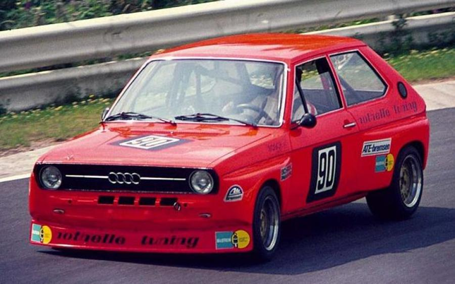 Audi 50 Group 2 by Nothelle (Typ 86) '1975