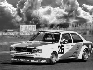1980 Audi 80 2-Door ETCC Group 2