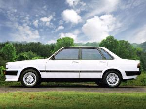 1981 Audi 80 by BBS