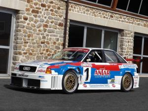 1989 Audi 80 Quattro French Supertourisme