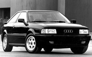 Audi Coupe 1989 года (NA)