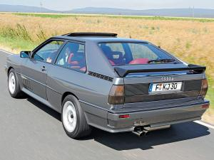 1989 Audi quattro 2.2 Turbo 20V (WW)
